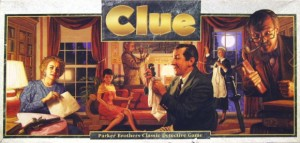 board game clue